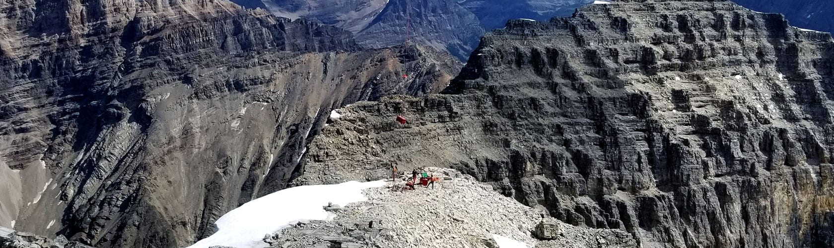 Mount Stephens Avalanche Towers