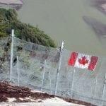 Avalance fence 35 mile