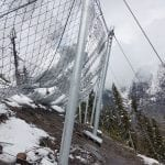 Avalanche Towers & Netting